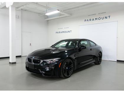 2019 BMW M4 Manual