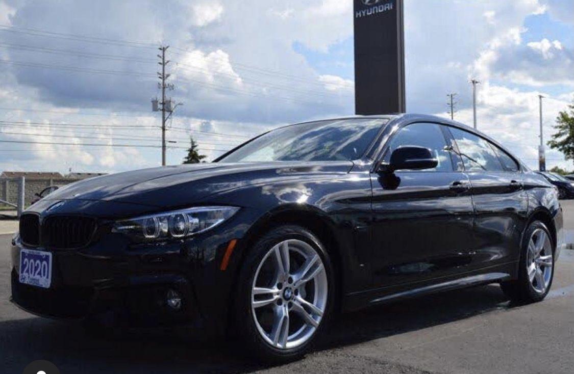 2020 BMW 430 Gran Coupe