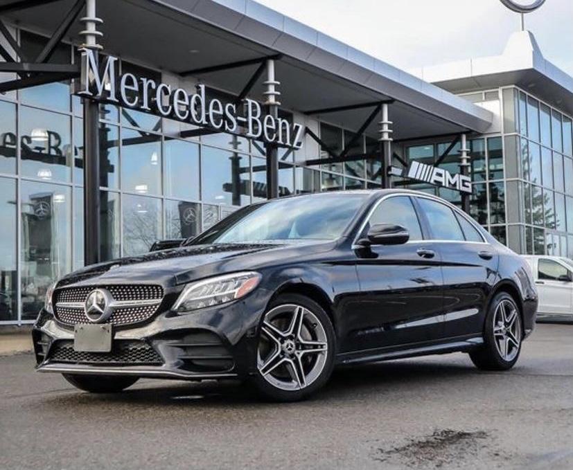 2019 Mercedes C300