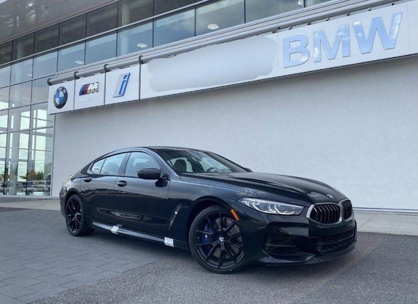 2020 BMW M850xi Gran Coupe