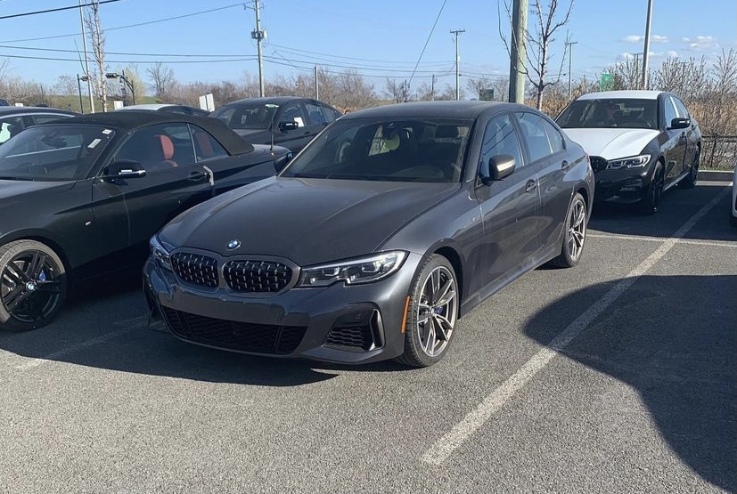 2021 BMW M340xi