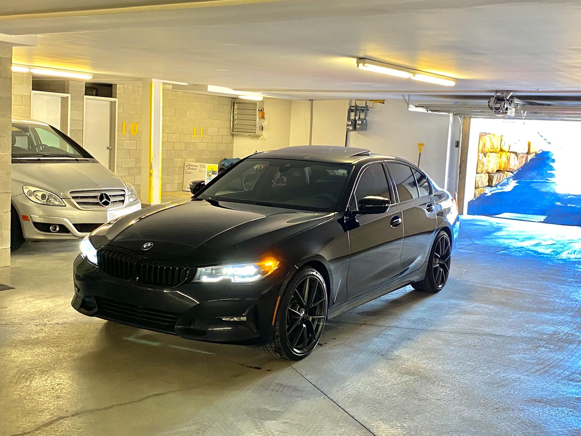 2020 BMW 330xi