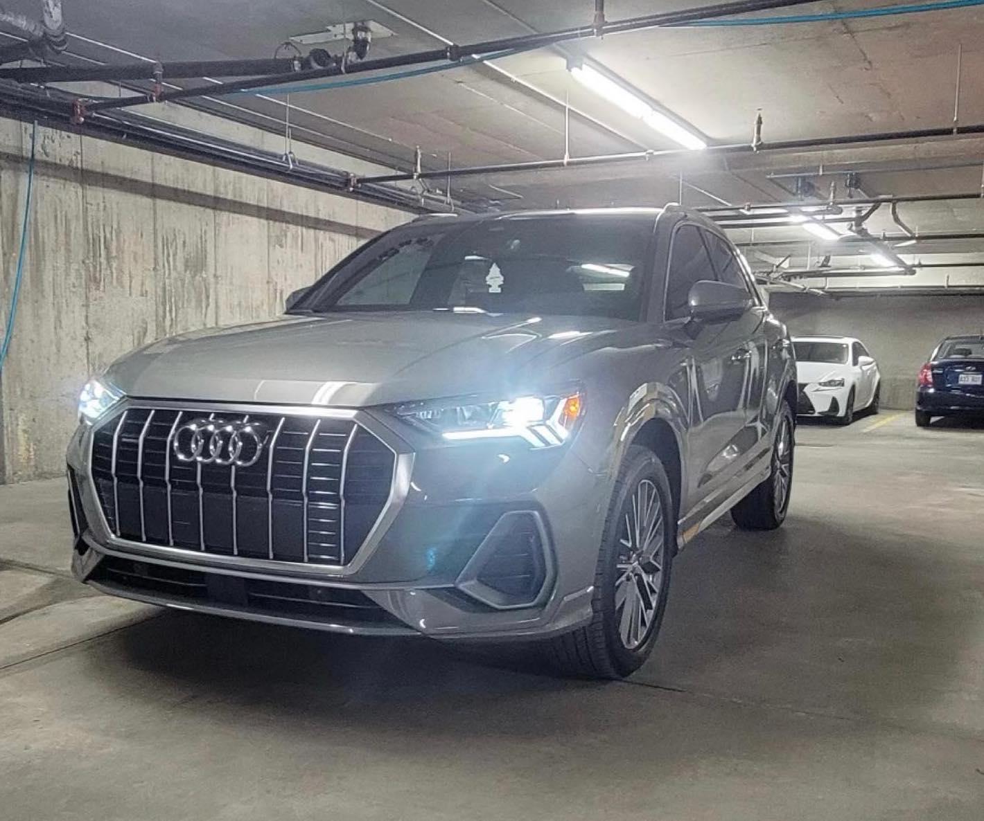 2020 Audi Q3 Quattro S-Line