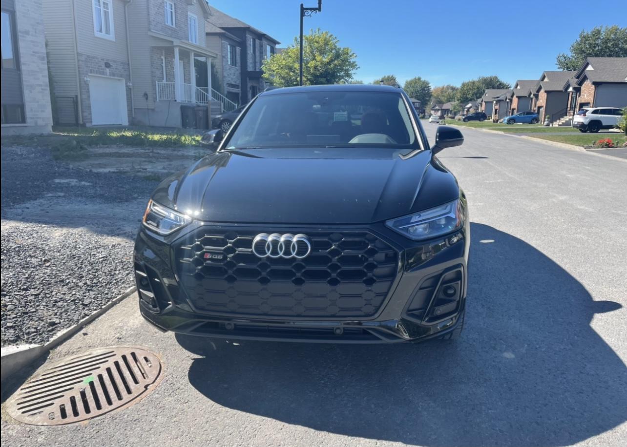 2021 Audi SQ5 Progressiv